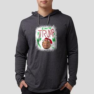 SANTA TRUMP Long Sleeve T-Shirt