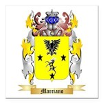 Marciano Square Car Magnet 3