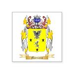 Marciano Square Sticker 3