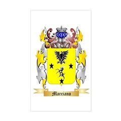 Marciano Sticker (Rectangle)