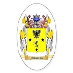 Marciano Sticker (Oval)