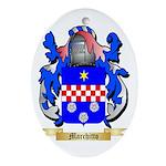 Marchitto Oval Ornament