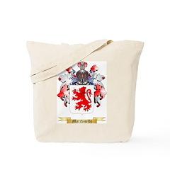 Marchisello Tote Bag