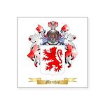 Marchis Square Sticker 3