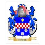 Marchioli Small Poster