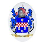 Marchioli Oval Ornament