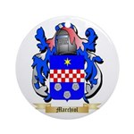 Marchiol Round Ornament