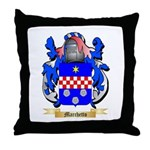 Marchetto Throw Pillow