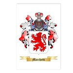 Marchetti Postcards (Package of 8)