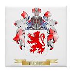 Marchetti Tile Coaster
