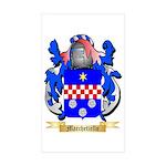 Marchetiello Sticker (Rectangle 50 pk)