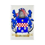 Marchet Rectangle Magnet (100 pack)