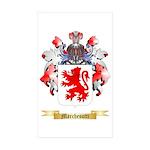 Marchesotti Sticker (Rectangle 50 pk)