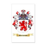 Marchesotti 20x12 Wall Decal