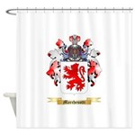 Marchesotti Shower Curtain