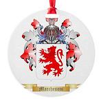 Marchesoni Round Ornament