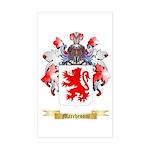 Marchesoni Sticker (Rectangle)