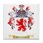 Marchesoni Tile Coaster