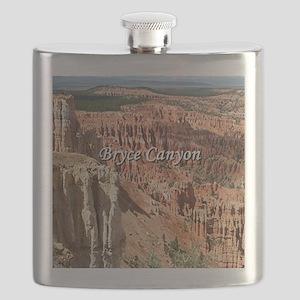 Bryce Canyon, Utah 21 (caption) Flask