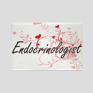 Endocrinologist Artistic Job Design with H Magnets