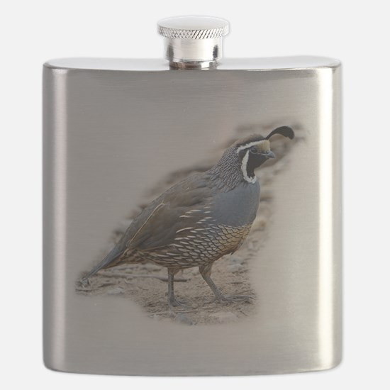 Unique T bird mens Flask