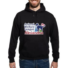 Awla Dark Hoodie Sweatshirt
