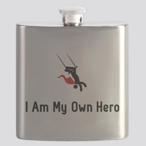Trapeze Hero Flask