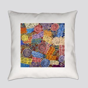 AUSTRALIAN ABORIGINAL ART IN CIRCLES Everyday Pill