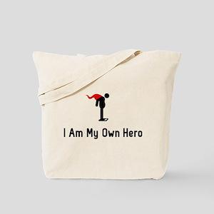 Weighing Hero Tote Bag