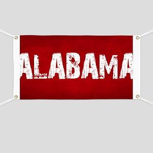 ALABAMA Banner