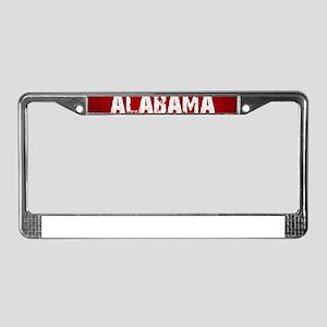 ALABAMA License Plate Frame