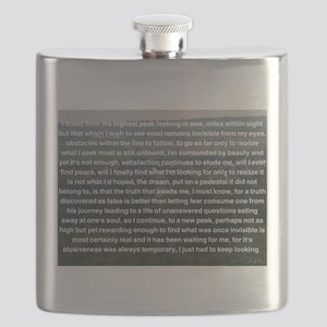Invisible No More Flask