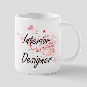Interior Designer Artistic Job Design with He Mugs