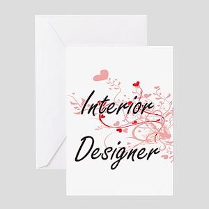 Interior design jobs stationery cafepress interior designer artistic job desi greeting cards m4hsunfo