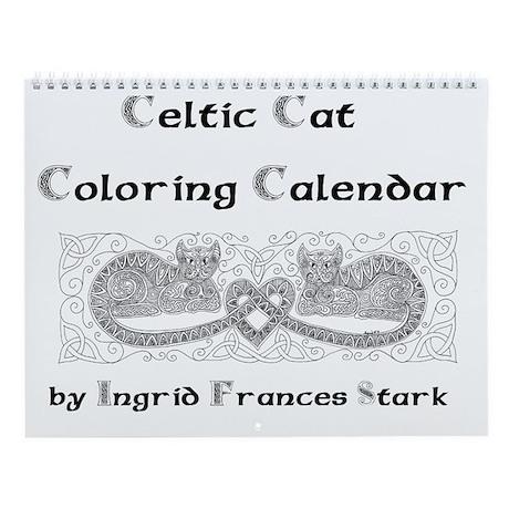 cat celtic coloring pages - photo#23