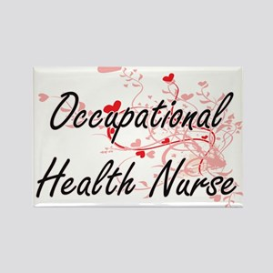 Occupational Health Nurse Artistic Job Des Magnets