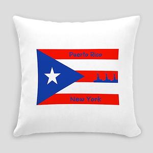 Puerto Rico New York Flag Lady Liberty Sophie's Fa