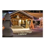 Lapland Postcards (Package of 8)