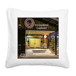 Lapland Square Canvas Pillow