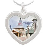 Lapland Silver Heart Necklace