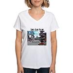 Lapland Women's V-Neck T-Shirt