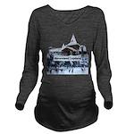 Lapland Long Sleeve Maternity T-Shirt