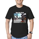 Lapland Men's Fitted T-Shirt (dark)