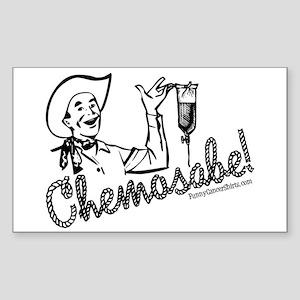 Chemosabe Rectangle Sticker