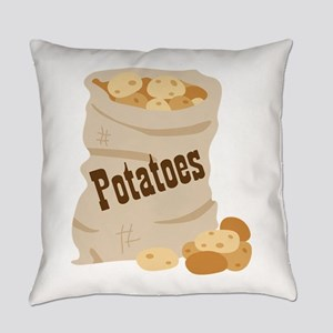 Potatoes Everyday Pillow