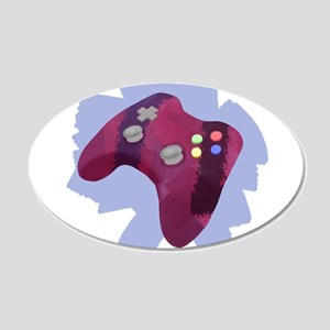 Controller Wall Decal