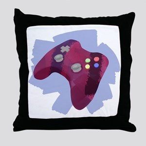 Controller Throw Pillow