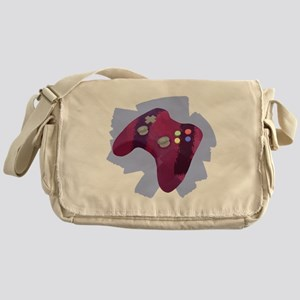 Controller Messenger Bag