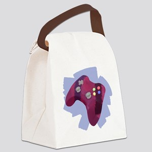 Controller Canvas Lunch Bag