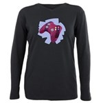 Controller Plus Size Long Sleeve Tee
